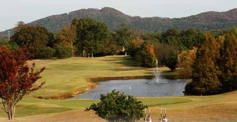 View from the Marietta Country Club