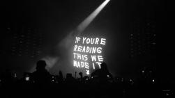 Drake's performance at Music Midtown 2015