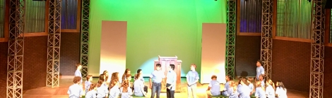 Footloose - Sneak Peak at assembly